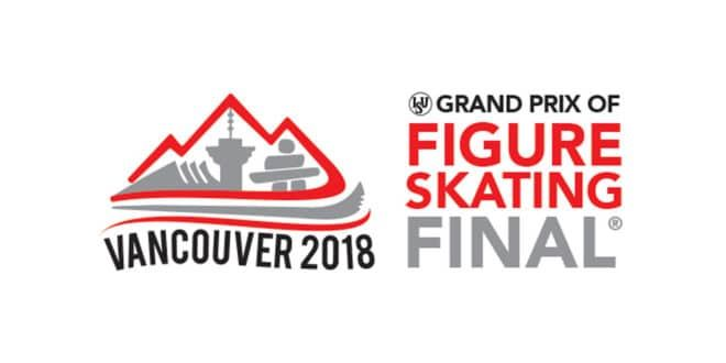 Anastasia MISHINA / Aleksandr GALLIAMOV REMPORTENT LA CATEGORIE COUPLE JUNIOR DE LA FINALE DU GRAND PRIX .