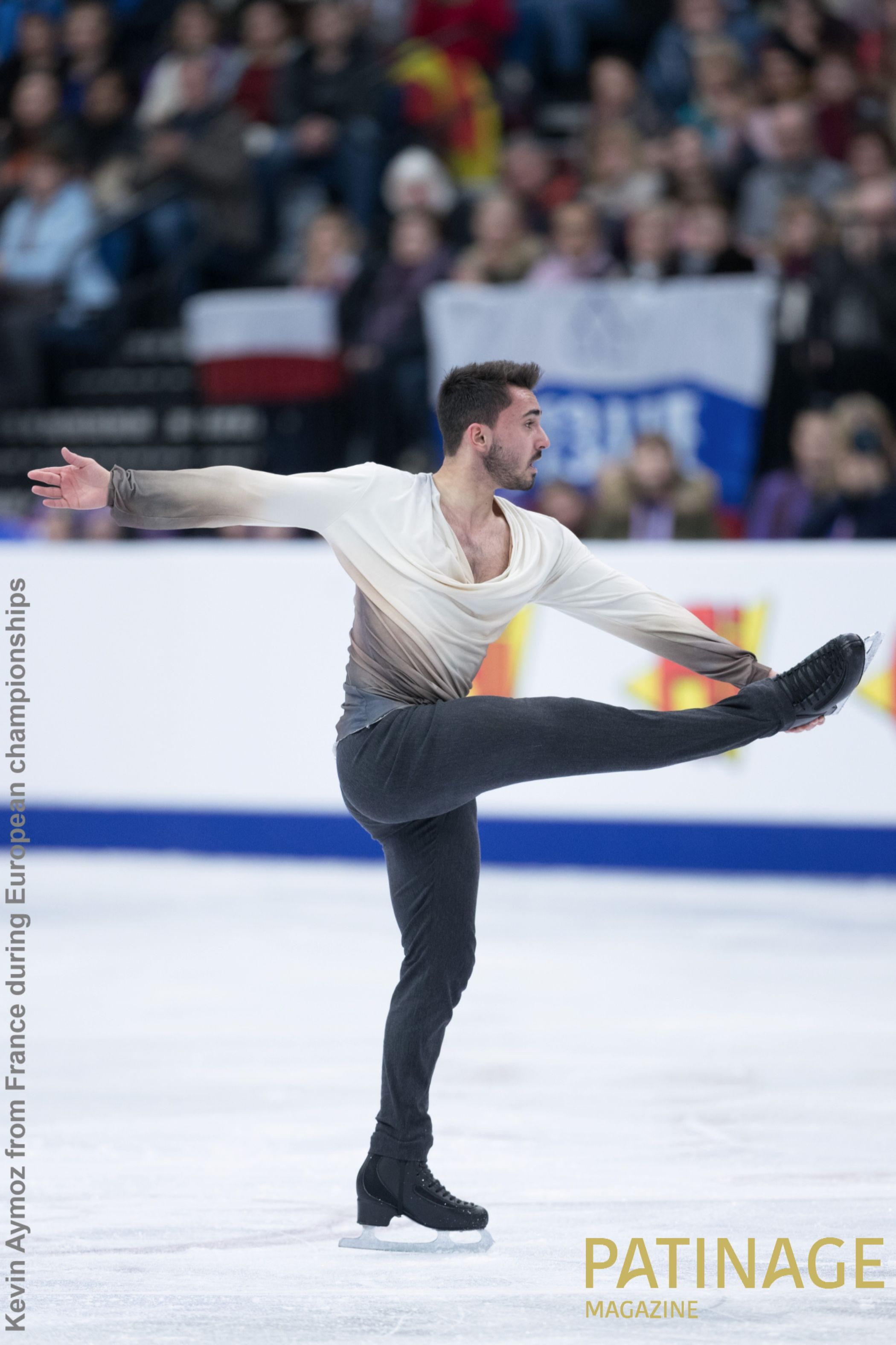 Championnat d ' Europe Minsk  Men FS Les photos