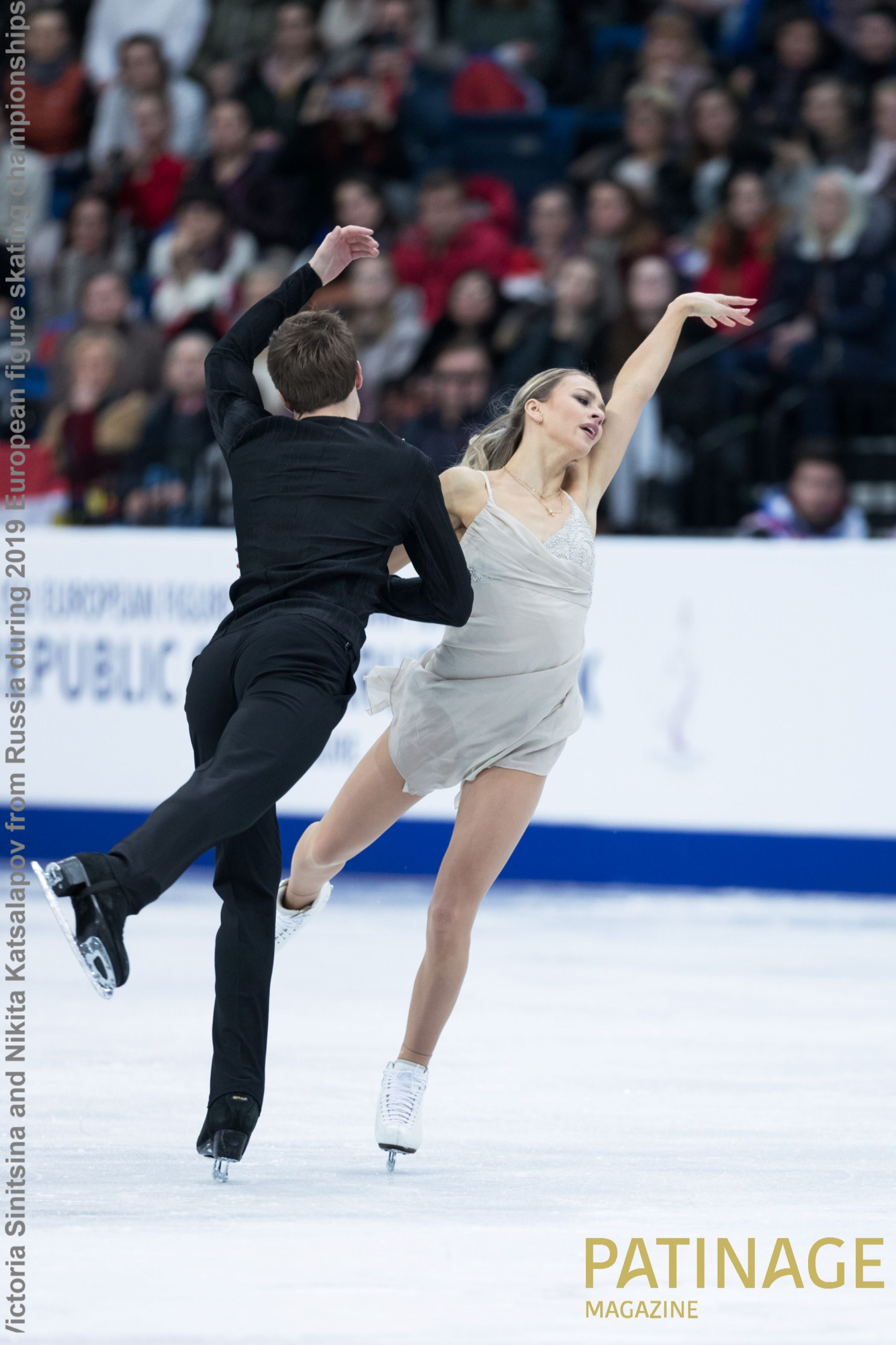 Championnat d ' Europe Minsk  FD les photos