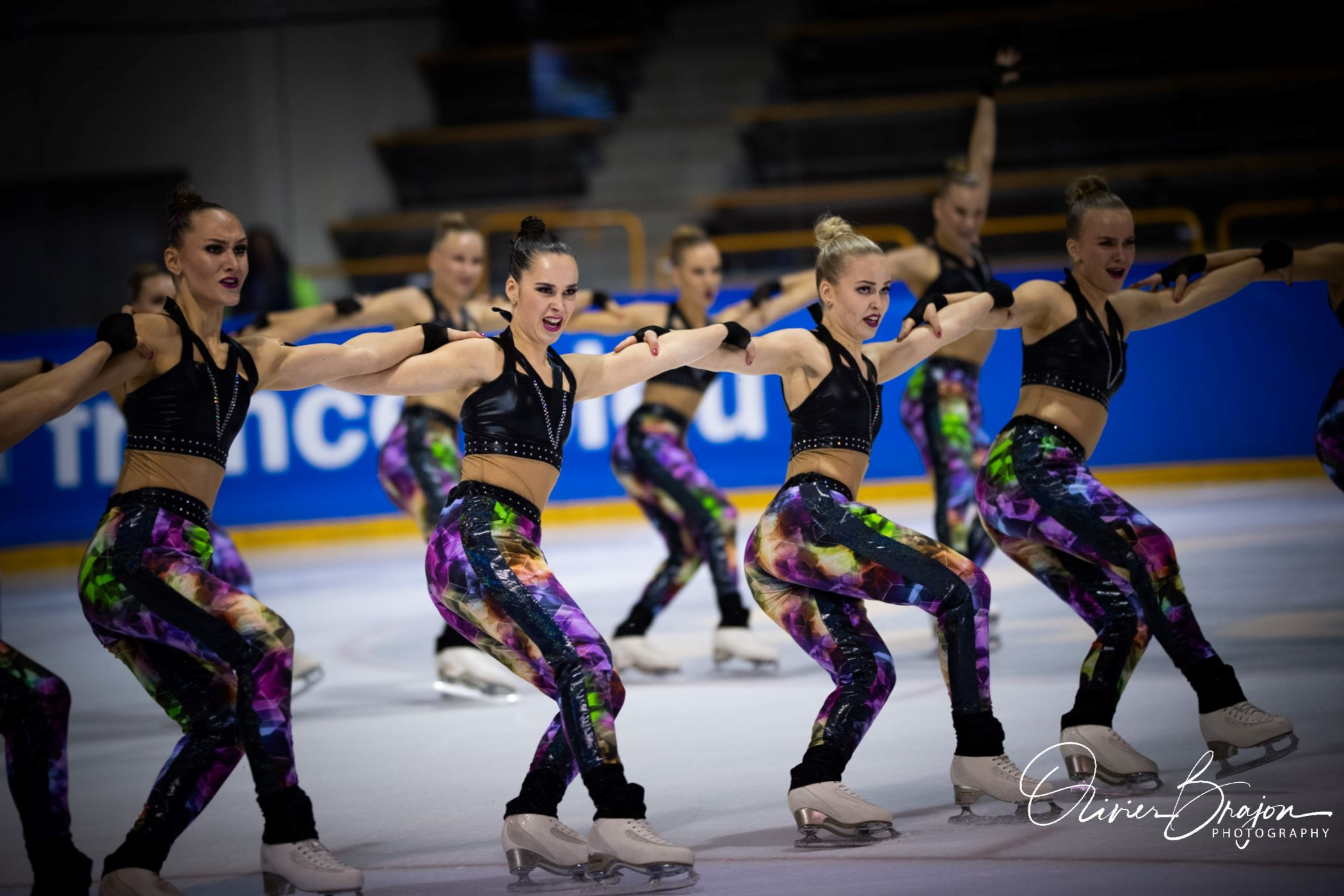 French Cup  SP Senior  les photos