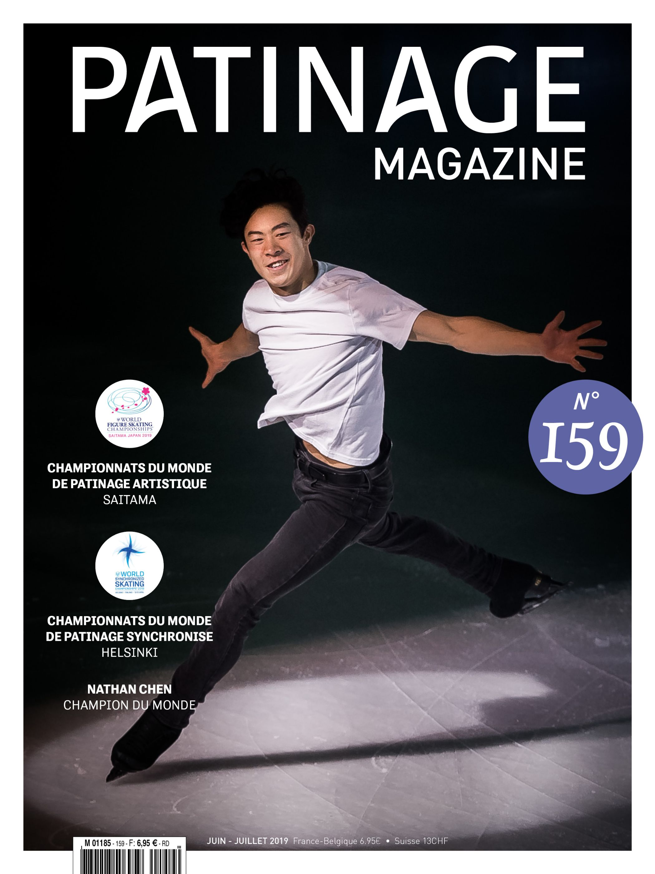 Patinage Magazine 159 est en vente!