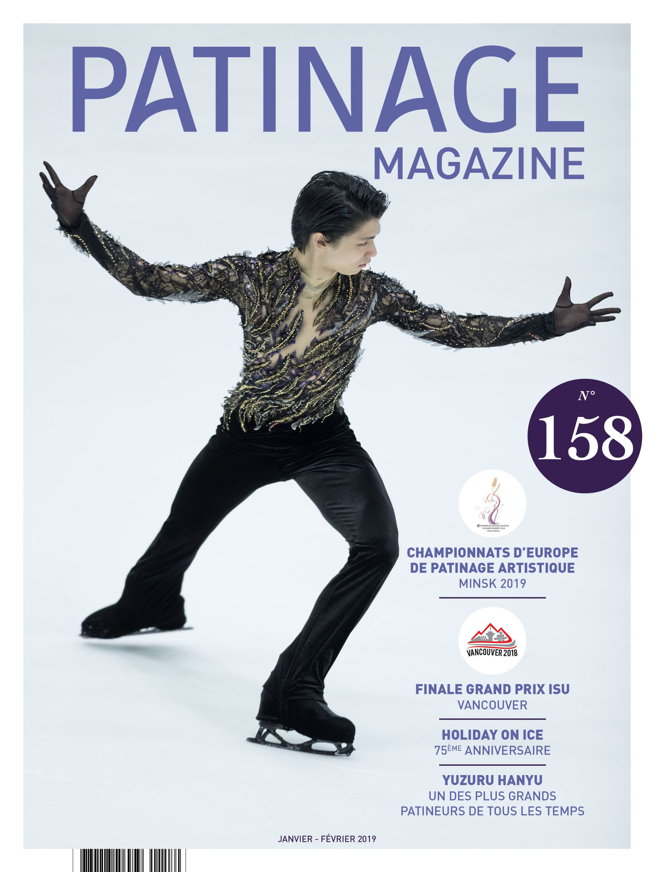 Patinage Magazine Version Anglaise!