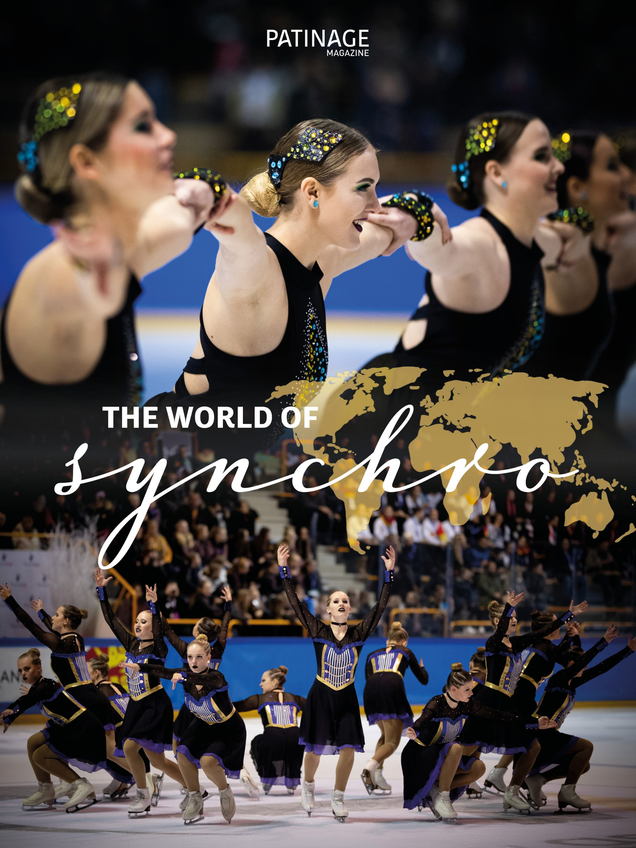 Pre-order The World of Synchro